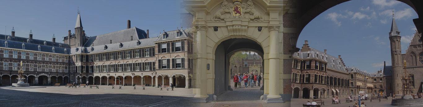 Beleef het Binnenhof met Gilde Den Haag, nu het nog kan!